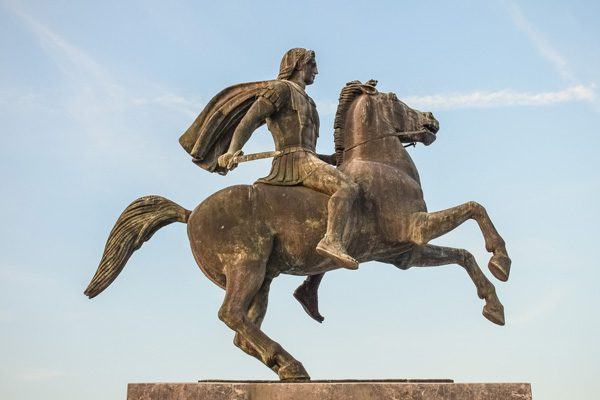 Alexander the Great, Thessaloniki, Central Macedonia