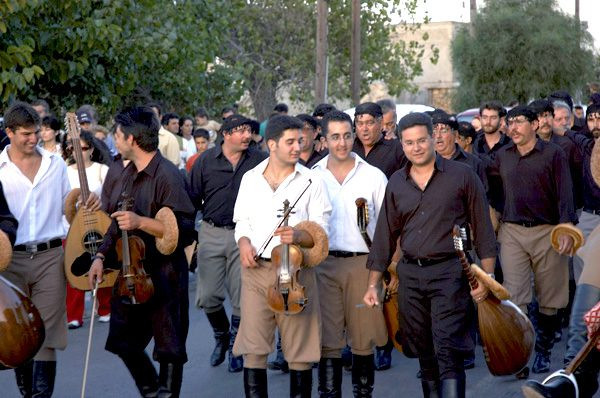 Chania people, Crete