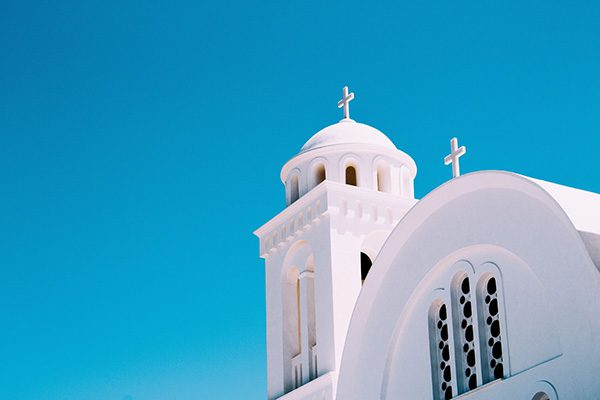 Church, Paros, Cyclades