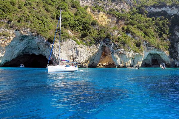 Corfu Yachting Ionian Islands, Greece