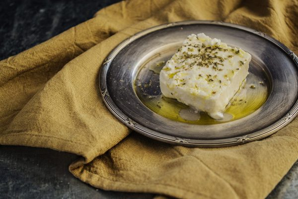 Feta Cheese, Trikala Gastronomy, Thessaly, Greece