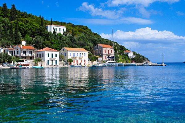 Kioni, Ithaca Gastronomy, Ionian Islands, Greece