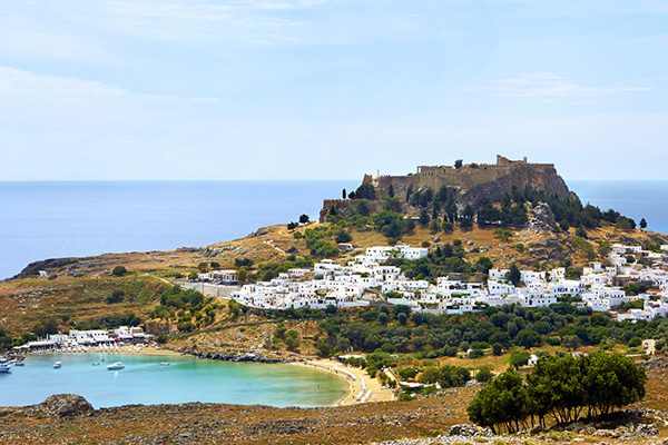 Lindos, Rhodes, Dodecanese