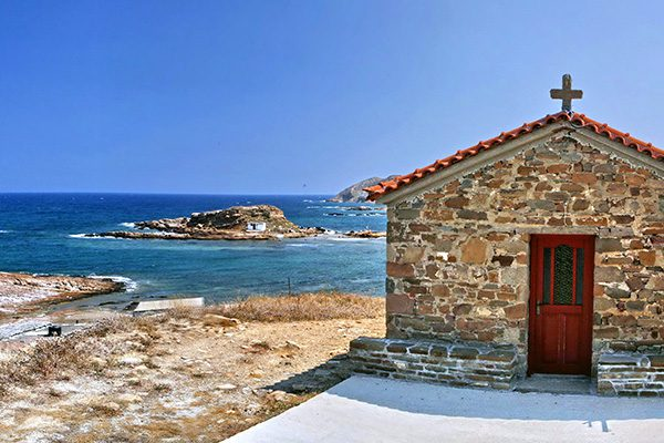 Saint Nicolas Church, Lemnos Island, North Aegean Islands, Greece