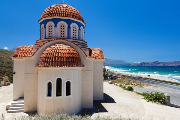 St. Peter, Chania, Crete