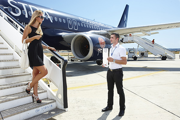 AIRLINES GREECE - VIP TRAVEL