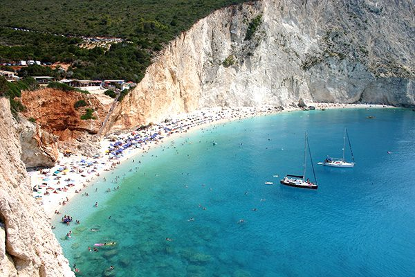Lefkada, Ionian Islands, Greece