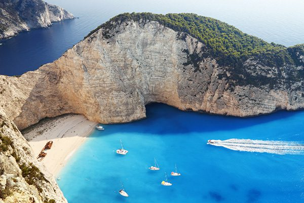 Zakynthos, Ionian Islands, Greece -